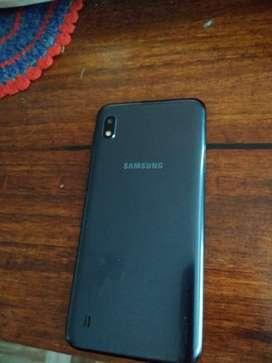Samsung A10 libre.