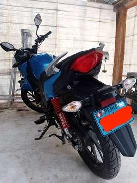 Moto Honda Twister 125f