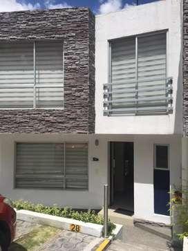 Cumbaya San Juan  vendo casa  dentro conjunto