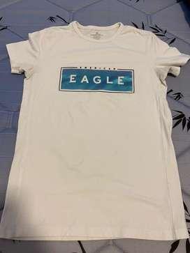 Remera American Eagle Original S