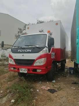 Foton, forland, 2008,furgón, camión, turbos,baratas,