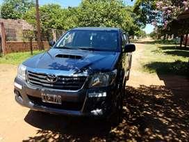Toyota Hilux 4x2 3.0 SR 2012