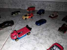 Carros coleccion Hot Wheels Originales