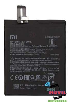 Bateria Xiaomi Pocophone F1 Bm4e / Bogota