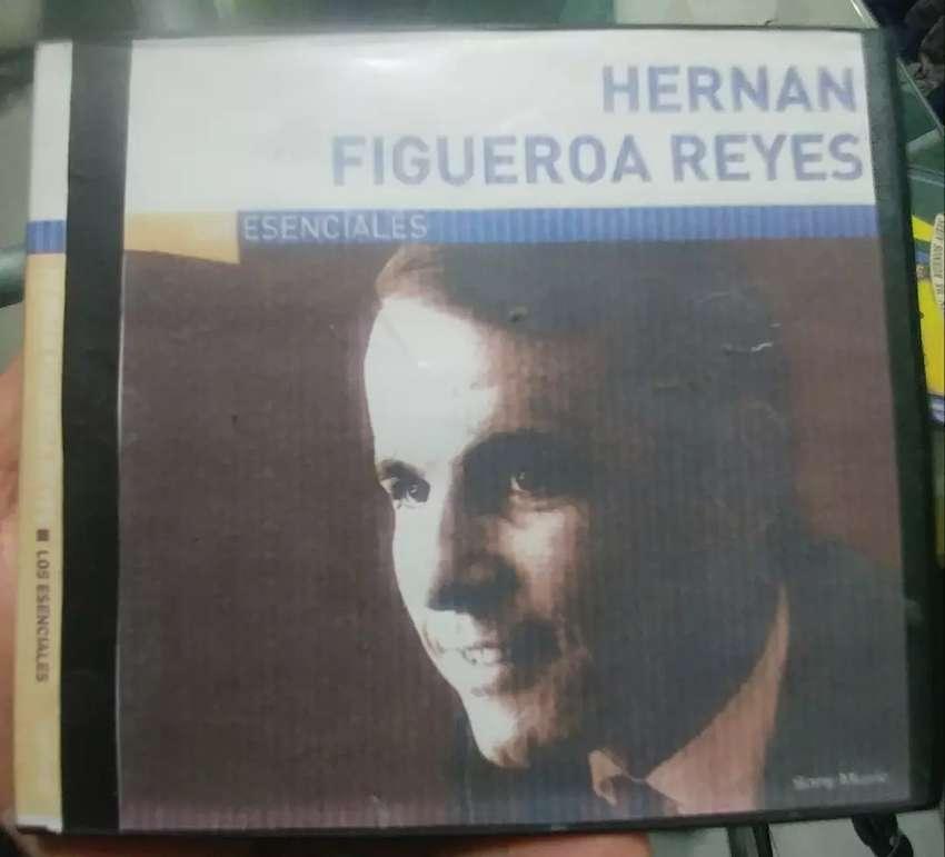 Cd Hernán Figueroa Reyes- Los Esenciales 0