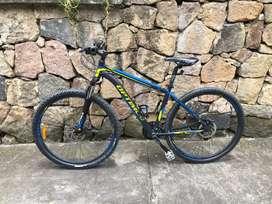 Bicicleta Optimus Sirius