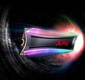Disco Duro sólido SPECTRIX S40 RGB 512GB