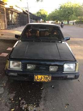 Carro Mazda 323