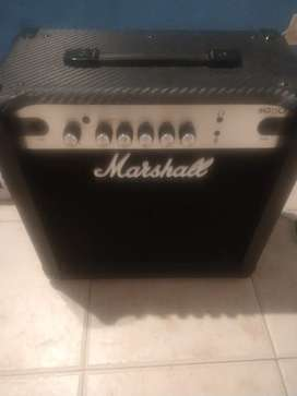 Amplificador Marshall 15 wh