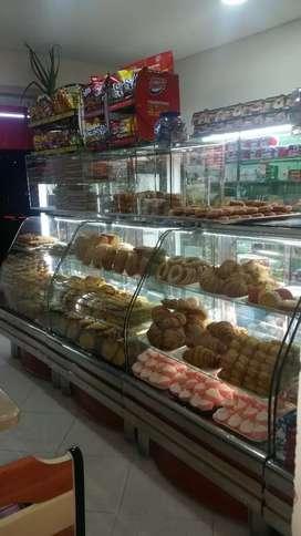 Vendo panadería acreditada