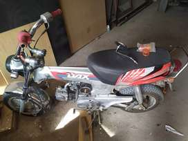 Honda dax st 70 k