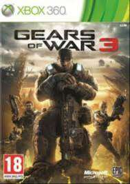 Gears of war 3 Xbox one/ Xbox 360