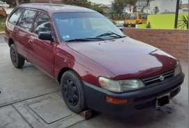 Venta de Auto Toyota Corolla Petrolero