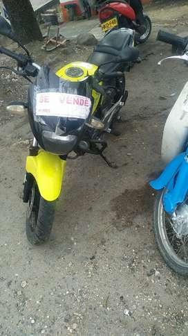 Pulzar y motos
