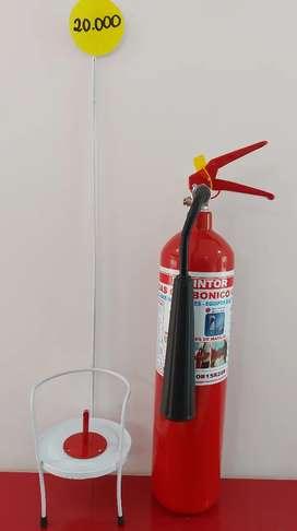 Extintor Co2 5 libras