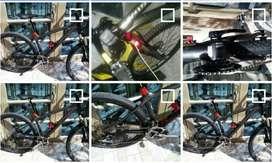 Vendo bici en carbono tmb FOCUS