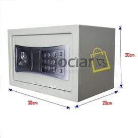 Caja Fuerte De Seguridad Empresarial Con Clave Digital