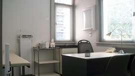 Alquiler de consultorio en Caballito