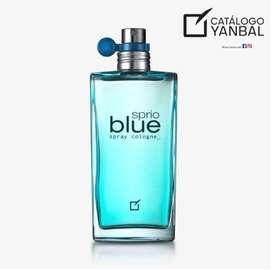 PERFUME SPRIO BLUE PARA CABALLERO DE YANBAL - UNIQUE