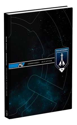 ANDROMEDA INITIATIVE MASS EFFECT COLLECTOR'S EDITION GUIDE