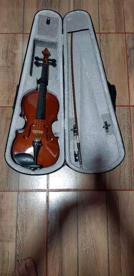 Violin de práctica 3/4 muy poco uso