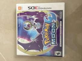 Pokemon Moon/pokemon Luna Juego Fisico De Nintendo 3ds