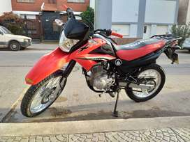 Xr150 RALLY IMPECABLE!!