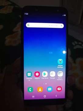 Se vende celular Samsung a6