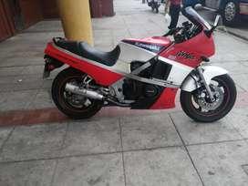 Kawasaki 600