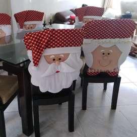 Hermosos forros navideño