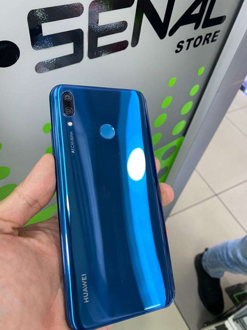 Huawei Y9 2019 impecable estado como nuevos somos tienda física 0