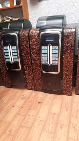 Venta o alquiler maquina dispensadora de cafe