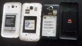 Celular Samsung y Huawei para repuestos