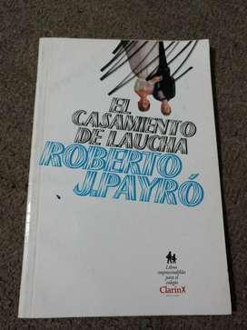 El Casamiento Del Laucha Roberto Payro