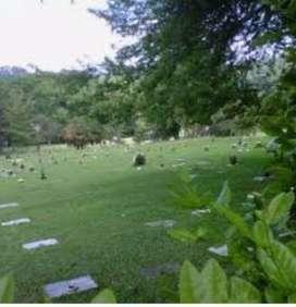 Se vende lote, en el cementerio Las colinas