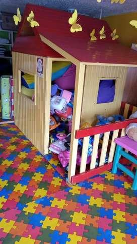 Casa de juego para niños