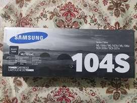 Vendo tóner Samsung MLT-D104S