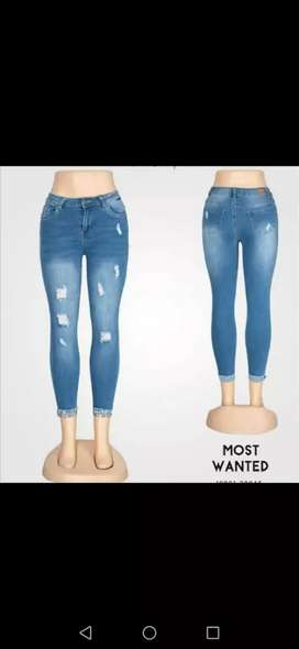 Pantalones Most wanted y Vog Jeans