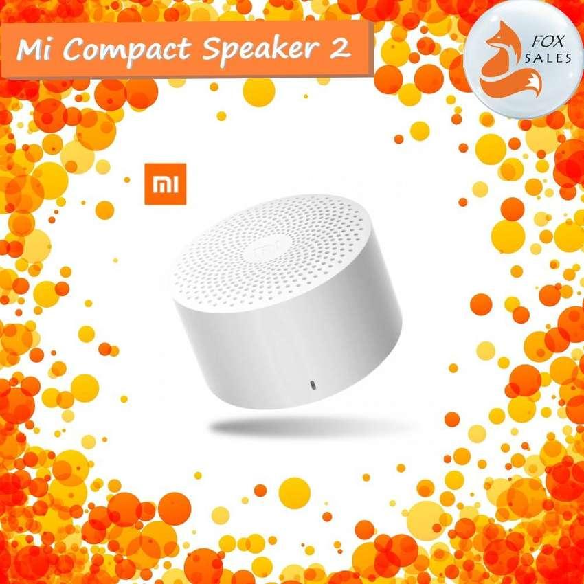 Parlante Bluetooth Xiaomi Mi Compact Bluetooth Speaker 2 - FOXSALES MOVIL 0