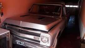 Cámioneta Chevrolet C10