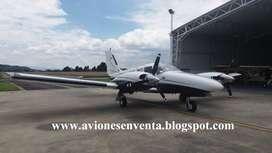 PIPER SENECA III, Avion Privado