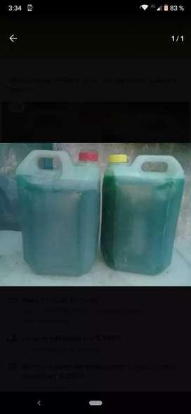 Jabón para ropa líquido por mayor , suelto 50 litros