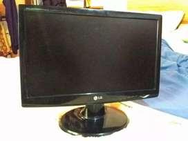 """Monitor LG 18.5"""""""