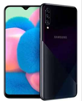 Celular Samsung Galaxy A30s 64gb 3 Cámaras 25+8+5mp 4g Lte