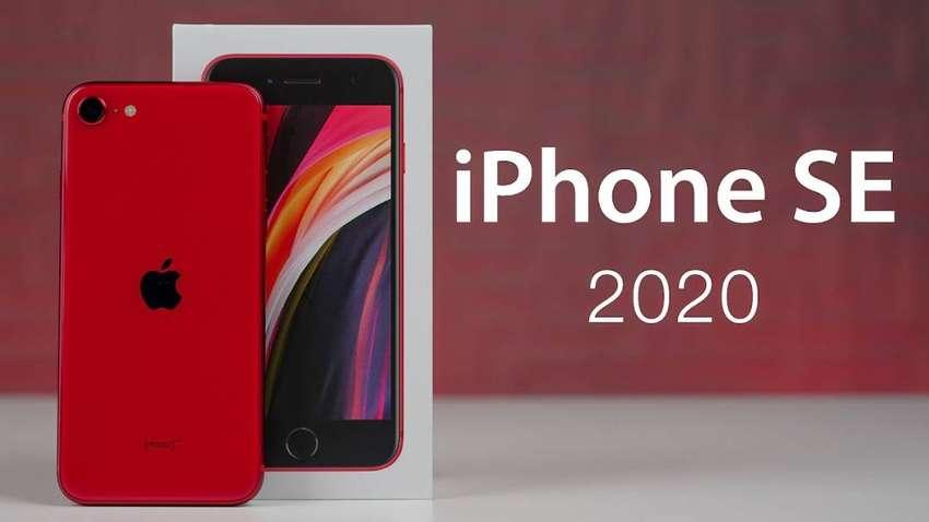 Iphone SE (2da generación) 0