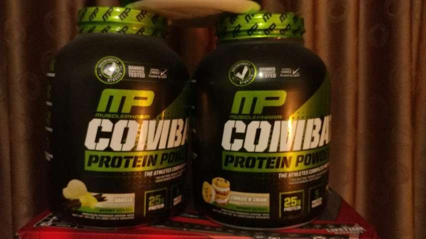 Proteina Musclepharm 4 Libras 0