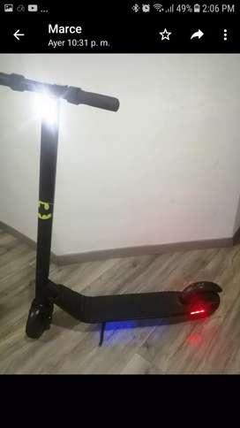 Patineta eléctrica ninebot segway