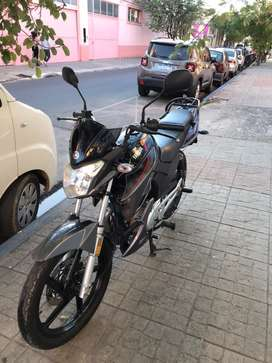 Vendo Yamaha YBR Z 125