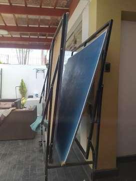 Mesa de ping pong para reparación