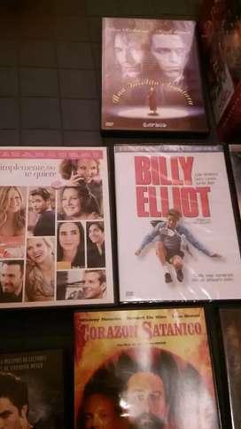 Películas en DVD x 16u